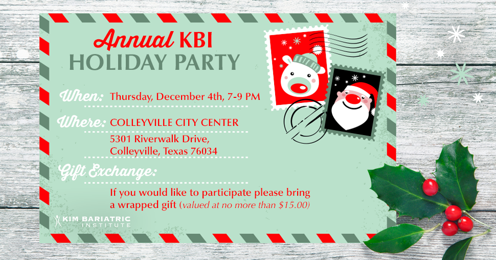 You're invited! 2014 Annual Christmas Party
