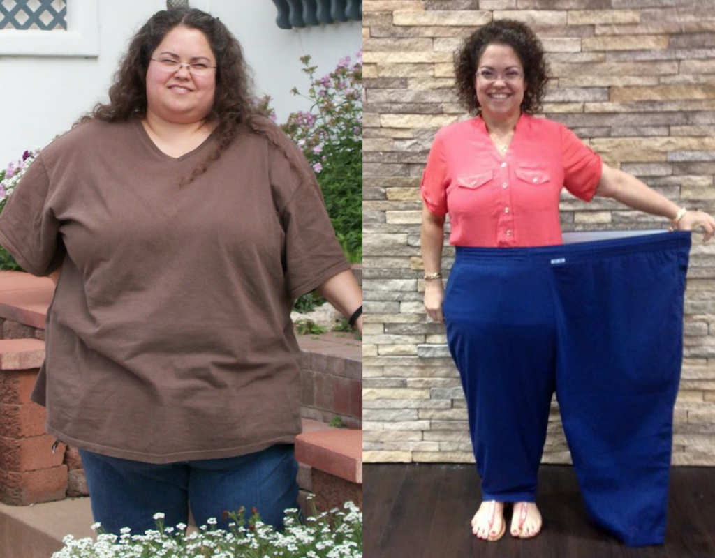 Crystal's Weight Loss Results