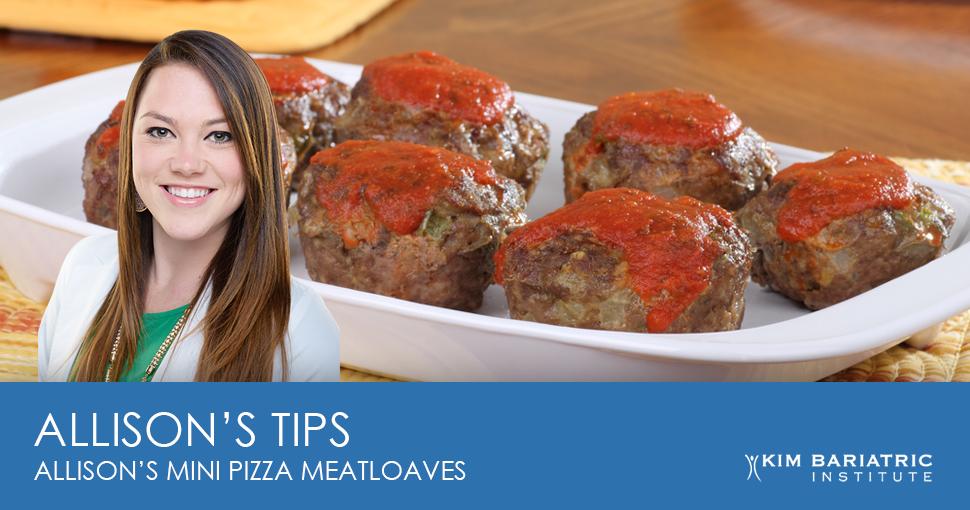 Allison's Mini Pizza Meatloaves
