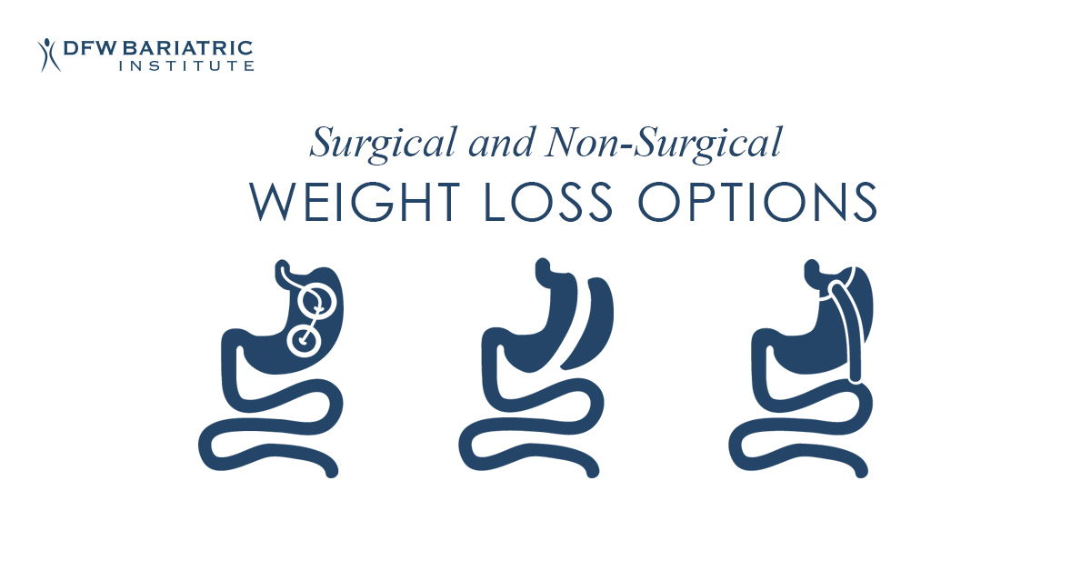 Surgical/Non-Surgical Weight Loss Options