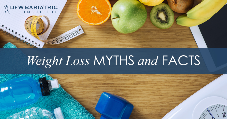 Weight Loss Myths