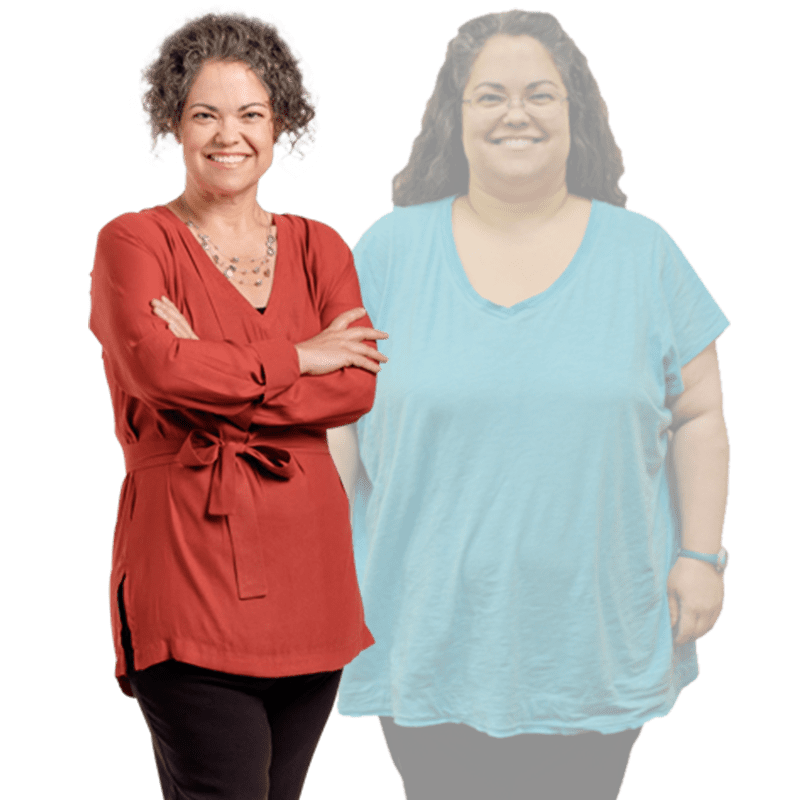 Crystal's Weightloss Story